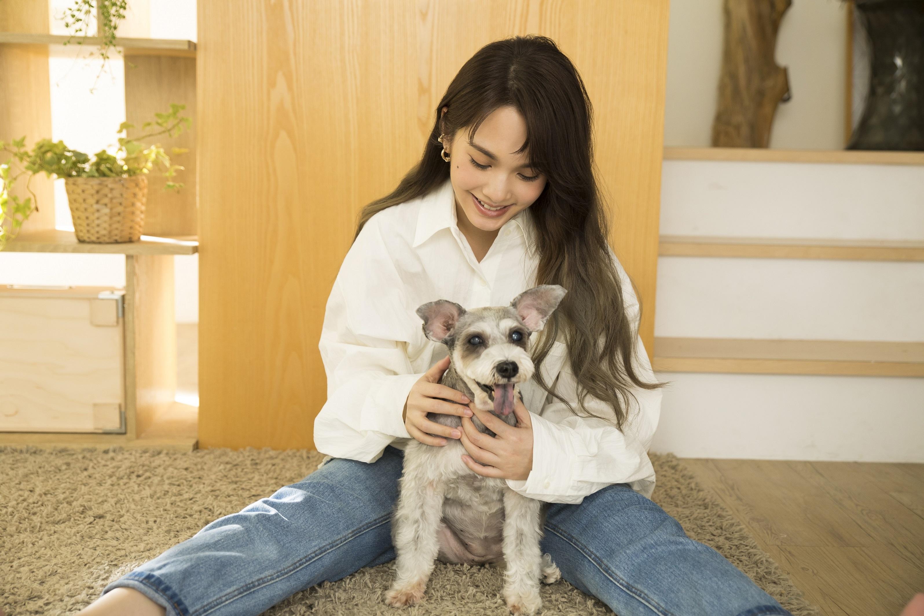 楊丞琳新專輯歌曲感性刻畫與愛犬YUMI經歷每一幕